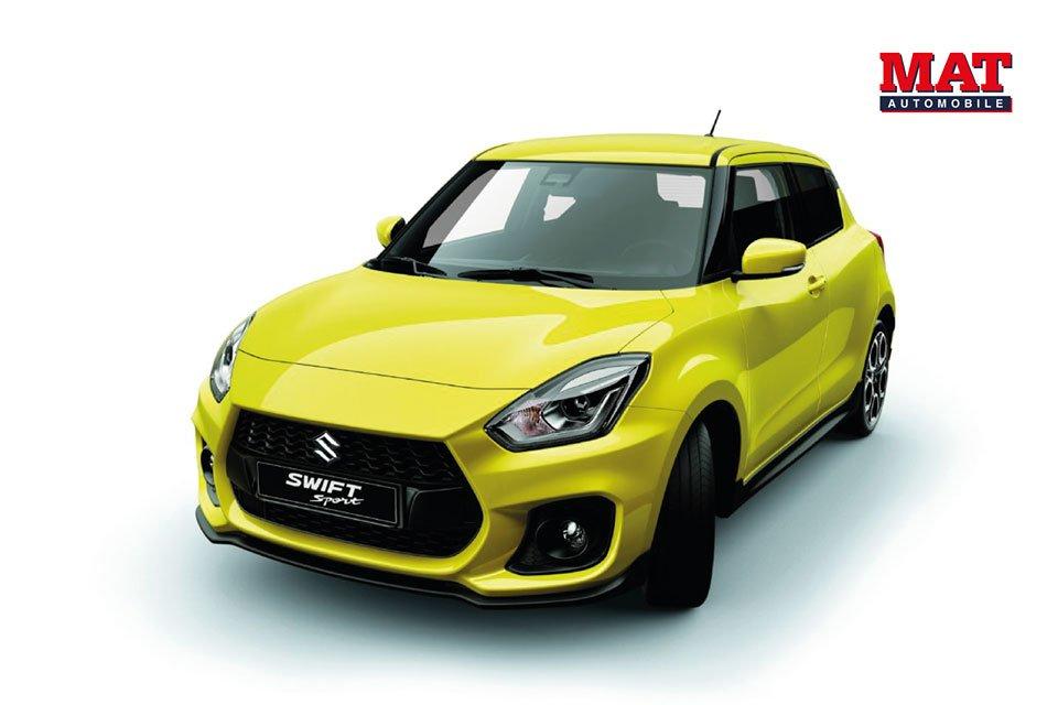 Neuvorstellung des Suzuki Swift Sport am 23.06.18
