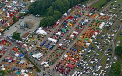 Ausstellung Rottal Schau/ Karpfhamer Fest 2019
